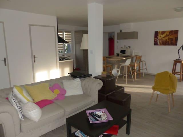 Trés jolie maison calme 10 min du centre Valence - Valenza - Casa