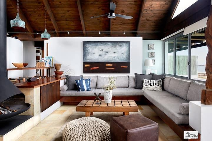 The House At The Beach - designer seaside retreat