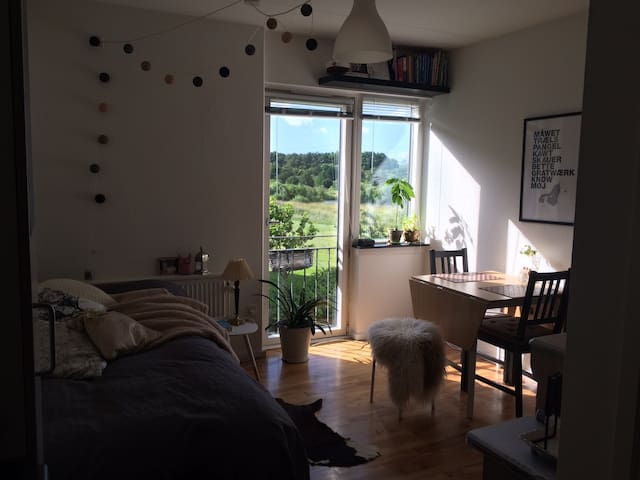 Charming apartment next to Hasle Bakker - Aarhus - Appartement