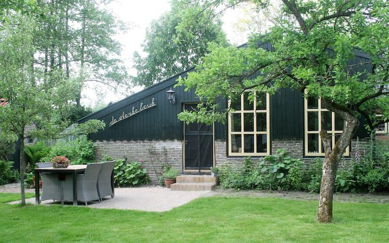 B&B Landelijk en comfortabel - Midwolde - Apto. en complejo residencial