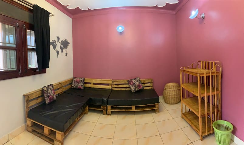 Clean & Quiet Cottage in the Heart of Jinja Town