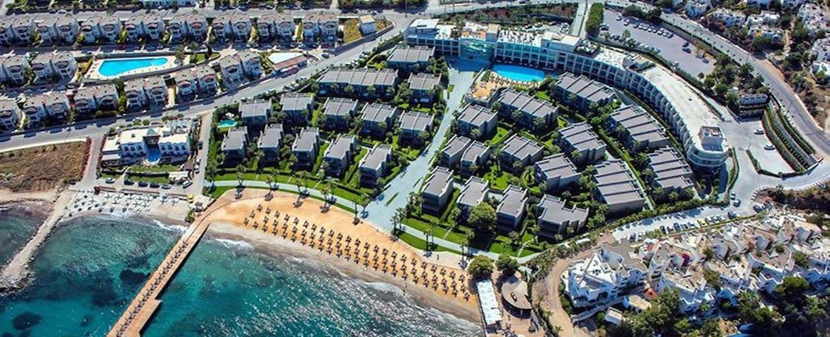 SWISSOTEL BODRUM BEACH RESIDENCE VILLA 160 m2 - Turgutreis Belediyesi - Villa