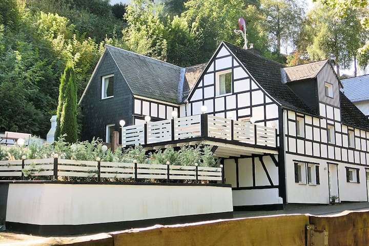 Graceful Holiday Home Near Ski Area in Schmallenberg Germany