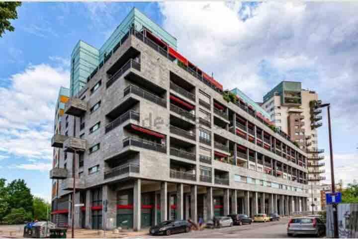 Alloggio moderno Torino New entry