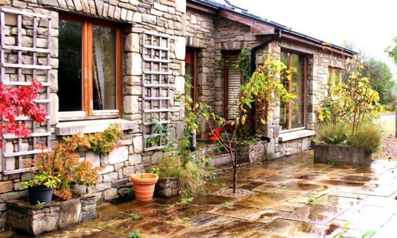 330 Boat House Leenane - Leenaun - กระท่อม