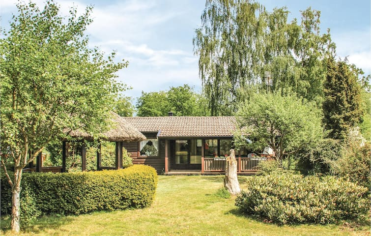Holiday cottage with 2 bedrooms on 48m² in Sölvesborg