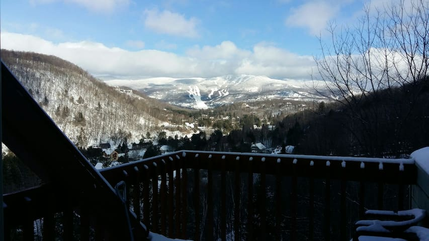 Condo with panoramic views - Mont-Tremblant - Appartement