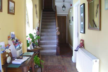 Ty'n y gwynt apartment by Castle - Gwynedd