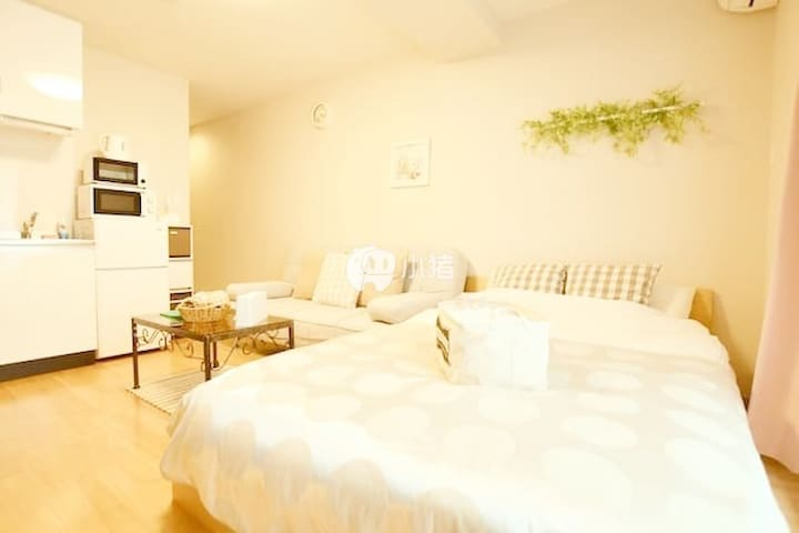 Hostel Forum 301★A room for sightseeing Osaka!