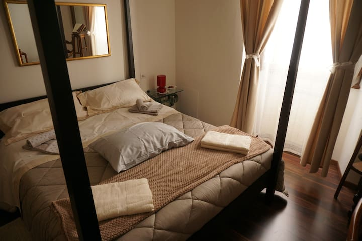 Romantic suite in Florence