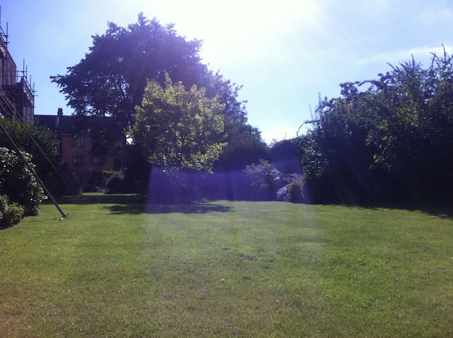 Garden flat in central London - Londres - Pis