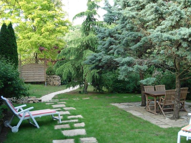 Le Four à Pains Terrasse et jardin privatif