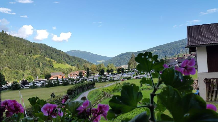 Ferienwohnung direkt am See für 4 (6 auf Anfrage) - Lierzberg - Leilighet