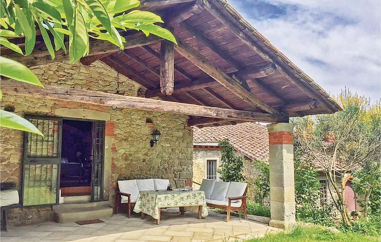 Holiday cottage with 1 room on 45m² in Pratovecchio