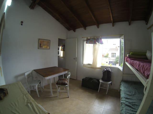 LUZ MAR Departamento Nº3, 2 ambientes. - San Clemente del Tuyu - Appartement