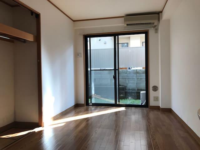 Tokai University東海大学徒歩圏内駅まで7分Walk to station 7min - Hadano - Apartment