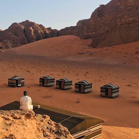 Omar Bedouin Camp