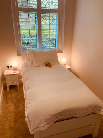 Single bedroom with pull out additional bed