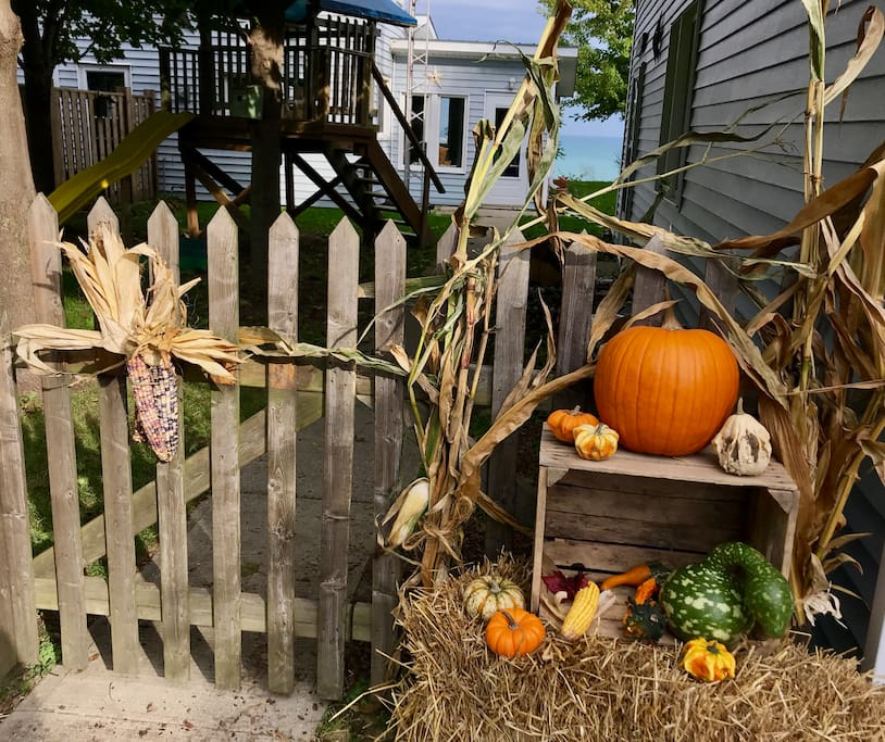 Fall is here - entrance  Inquire for fall discounts  for the end of October and beginning of November