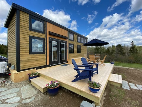 The Tiny House with the Enormous View of Acadia