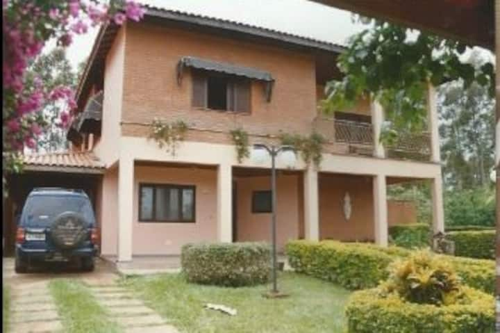 Casa em condominio Santa Barbara Resort Residence
