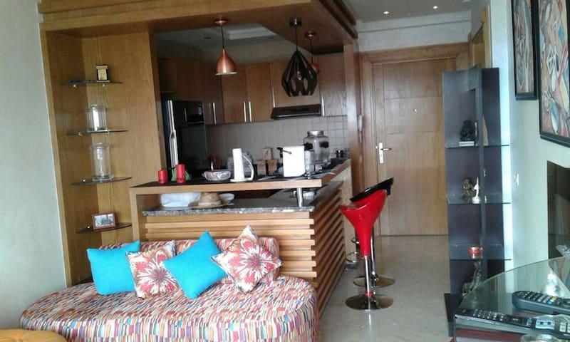 Magnifique appartement a dar bouazza - Oulad Ziane - Apartmen