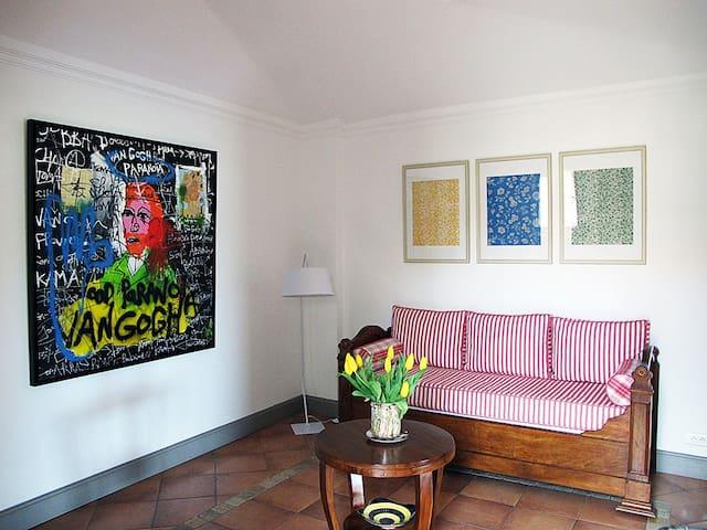 Traversant Mer & Montagne - Calvi - Appartement