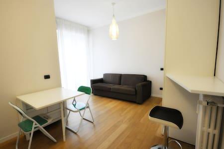 Cozy studio apartment near City Life Fiera Milan
