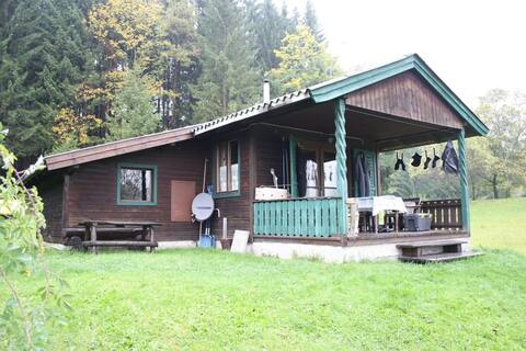 Peaceful Chalet in Thalgau with Mountain View