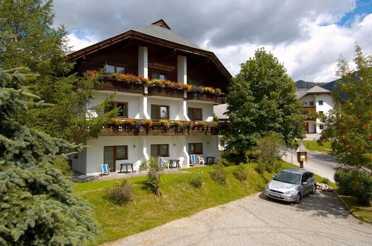 Mitten im Nationalpark Nockberge ! - Gemeinde Bad Kleinkirchheim - Wohnung
