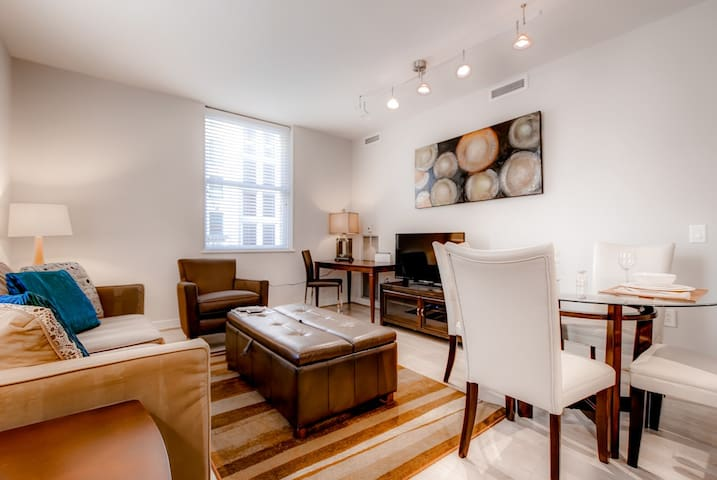 ~Luxury Furnished 2 Bedroom DC Apartment