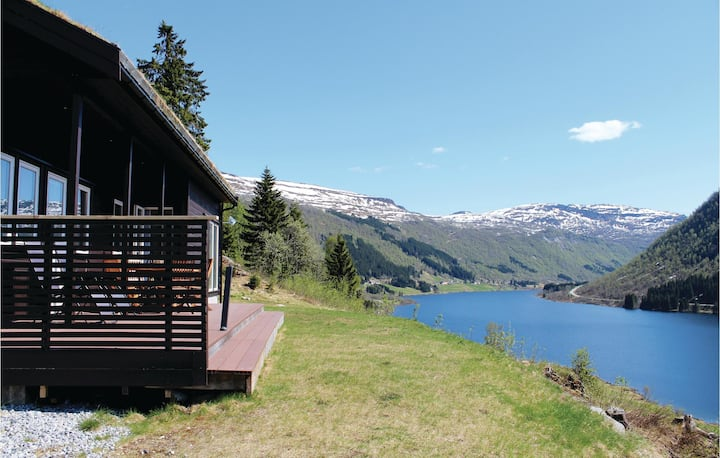 Nice home in Sogndal with 3 Bedrooms