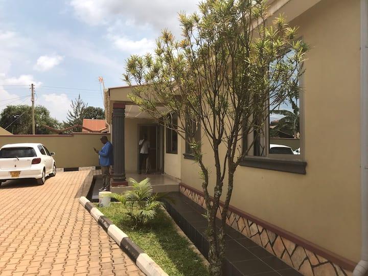 Fully furnished Ntinda-Kisaasi Home