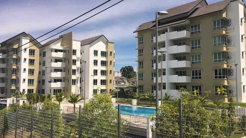 Homelite Ecopark Condominium