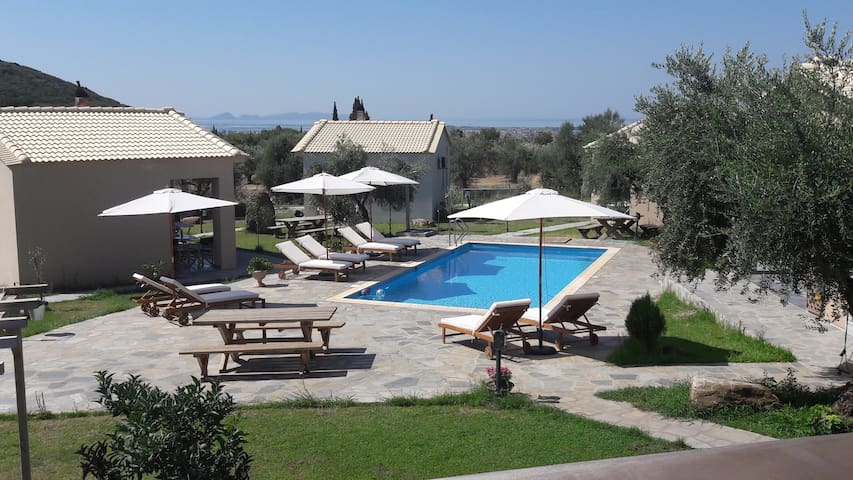 Bungalow 5-Socrates Organic Village-Wild Olive