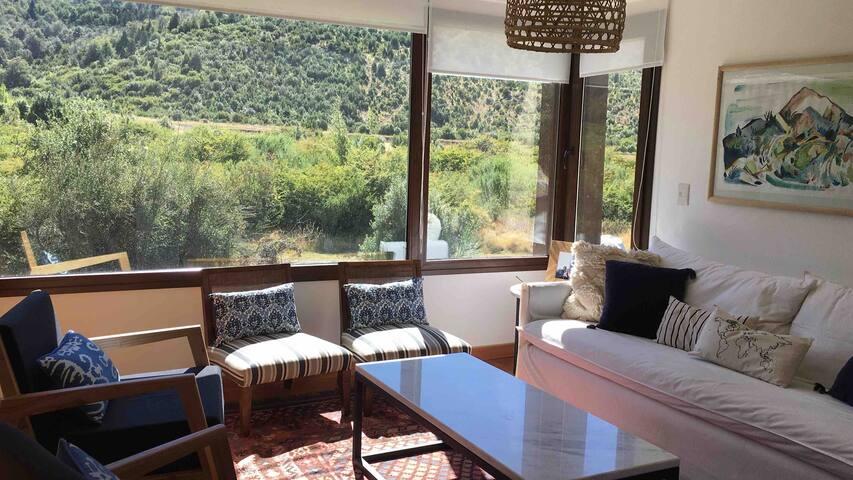 Lindísimo depto en Arelauquen con vistas 3 dorm