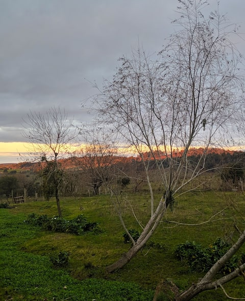 Casa en zona semi rural de Minas