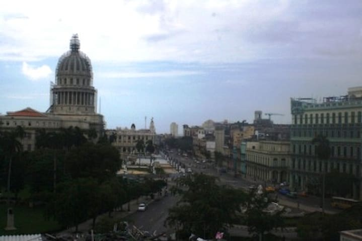 Vistas al Capitolio 503 - La Habana - Apartment