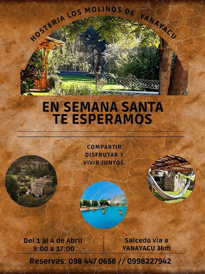 Los Molinos de Yanayacu SALCEDO ECUADOR