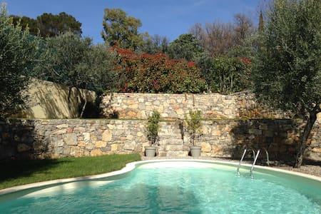 Quiet,Pool and View close to VERDON - Draguignan