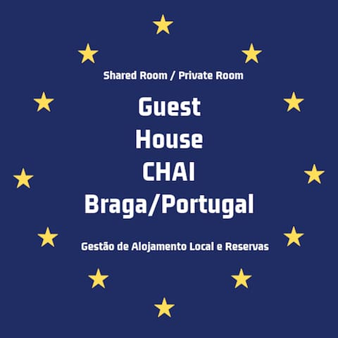 Pleasant Private Room -Braga 02- UMinho