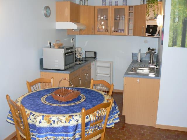 Appartement sympa dans Résidence en RDC.