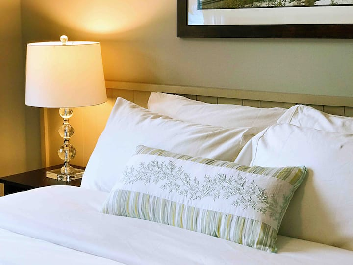 QueenBed Bachelor Suite/Mountain View/Free WiFi