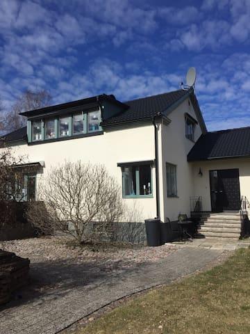 Boende Ironman 2017 - Kalmar - House