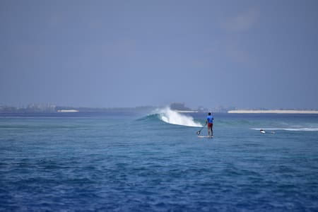 Surf Yoga Retreat Maldives