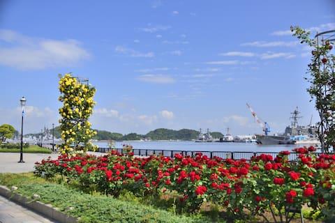 [Låna ut en byggnad] Arroz y Frijoles 1 (Arrosui Flifores 1), Inn, Xijian Town, Yokosuka