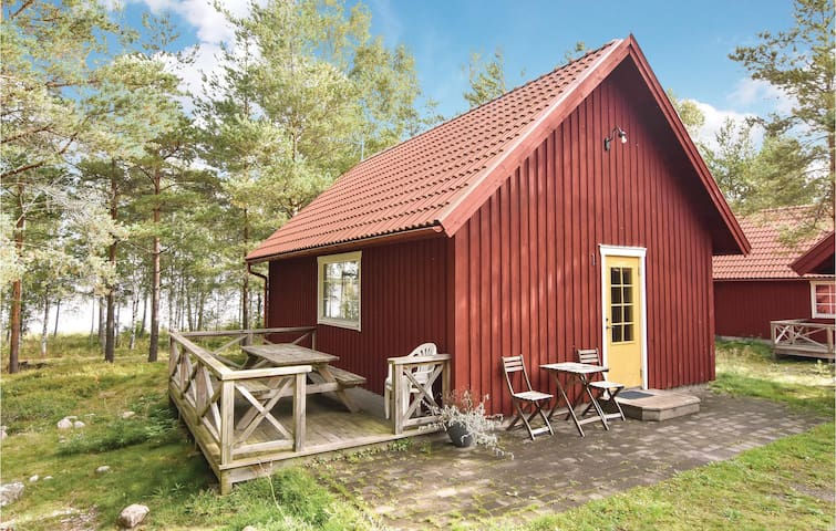 Holiday cottage with 2 bedrooms on 44m² in Kristinehamn