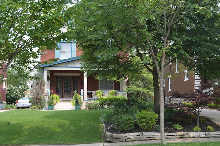Large 100+ yr old Victorian in Historic Hyde Park