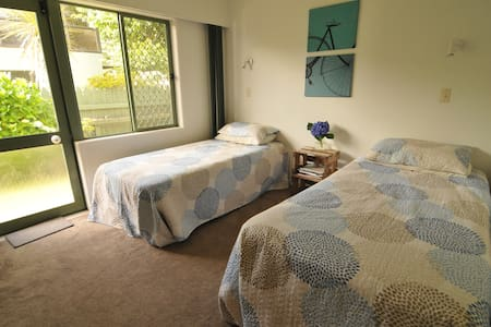 Twin Room in Bell Block - New Plymouth - Haus