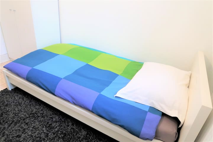 !Single private room in heart of Brussels! vi